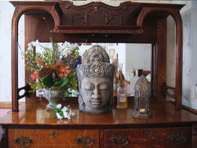 Indoor Sacred Spaces